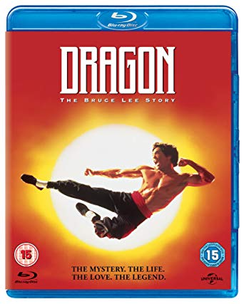 Dragon the Bruce Lee Story Blu Ray Review