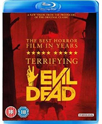 evil dead blu ray 2013