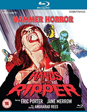 hands of the ripper blu ray review
