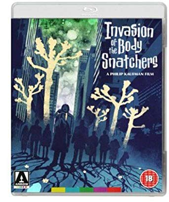 invasion of the body snatchers blu ray review