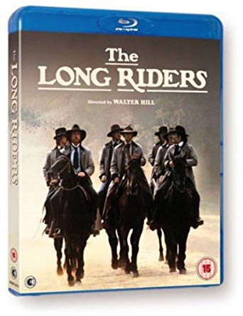 long riders blu ray