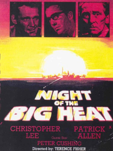 Night of the Big Heat poster