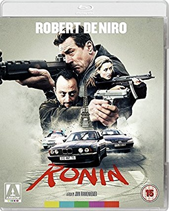 Ronin blu ray review