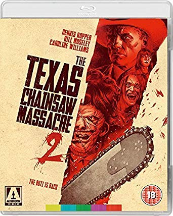 texas chainsaw massacre 2 blu ray review