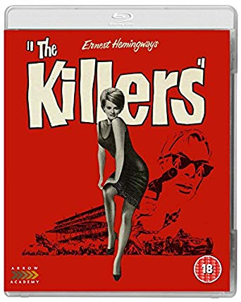 the killers blu ray review