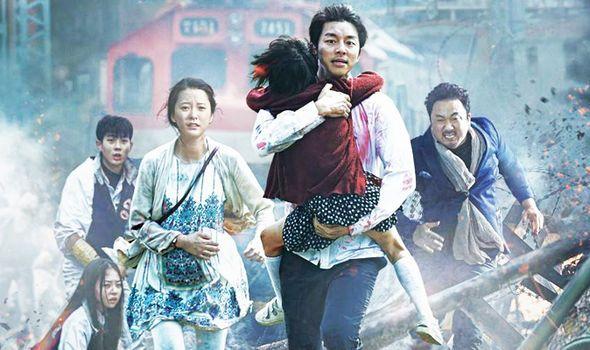 Train To Busan cast