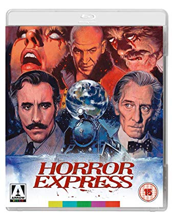 horror express blu ray