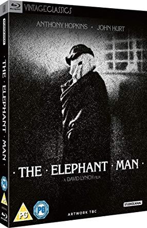 elephant man blu ray release