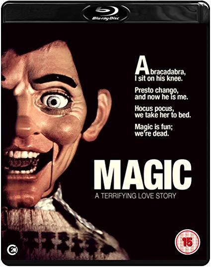 magic blu ray uk release