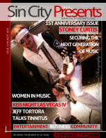 Sin City Presents Magazine August 2015