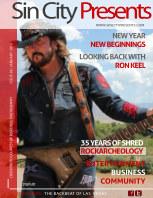 Sin City Presents Magazine January 2015