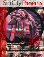 Sin City Presents Magazine March 2016