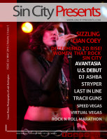 Sin City Presents Magazine May 2016