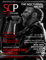 Sin City Presents Magazine July 2019 5th Anniversary Issue