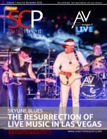 Sin City Presents Magazine November 2020