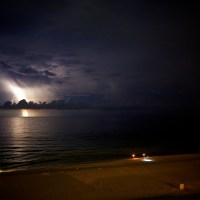 Lightning Appearing to Strike Twice | Blurbomat.com