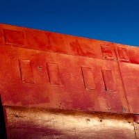 Back of the Sign - Roosevelt Utah | Blurbomat.com