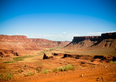 Descent From Hurrah Pass - Moab, Utah | Blurbomat.com