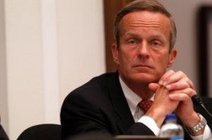 Rep. Todd Akin Channels Rick Perry, Claims Medicare is Unconstitutional and Global Warming 'Is Highly Suspect'