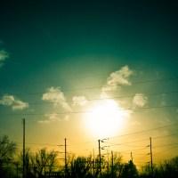 Shining Right At Me | Blurbomat.com