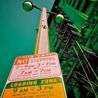 Signs - Downtown Los Angeles | Blurbomat.com