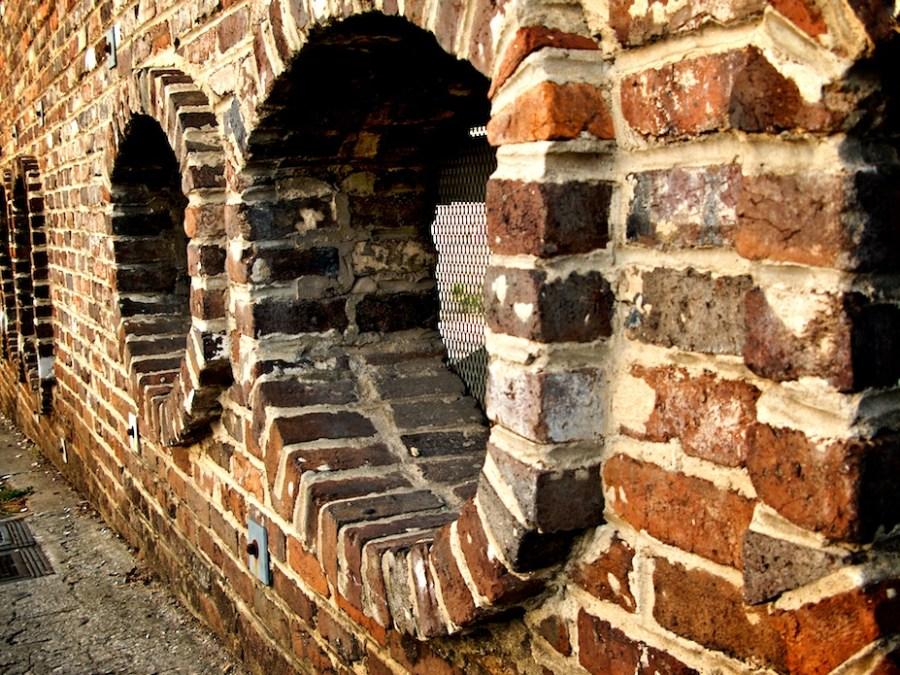 Brick Portholes