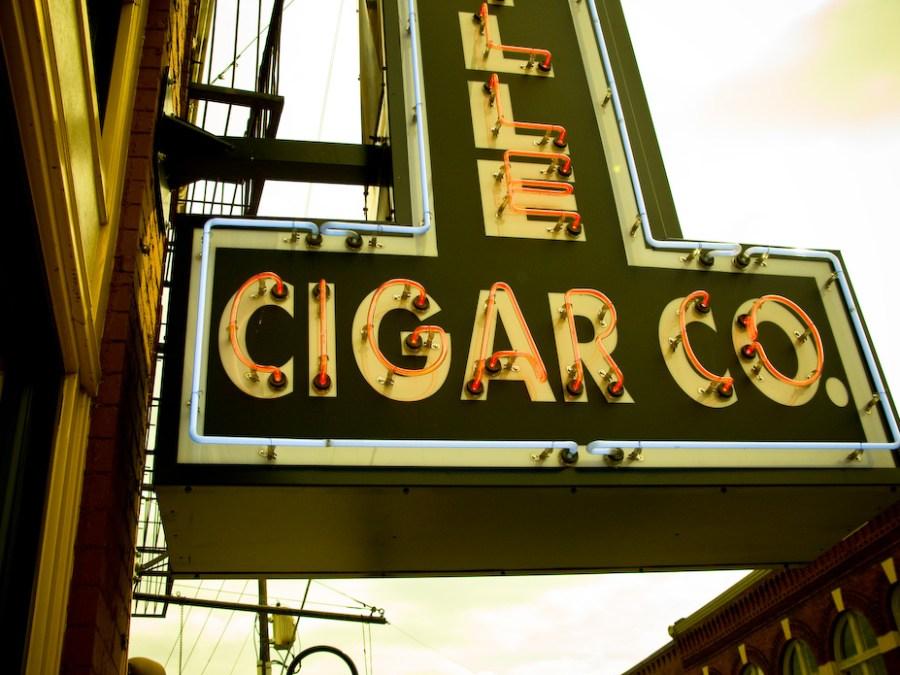 Cigar Neon