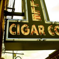 Cigar Neon, Knoxville, Tennessee | Blurbomat.com