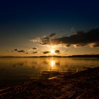 Bear Lake Sunrise | Blurbomat.com