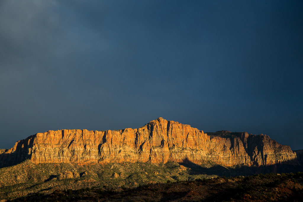 Southern Utah Magic Hour
