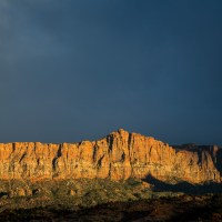 Southern Utah Magic Hour | Blurbomat.com