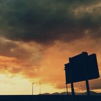 Sunrise Billboard | Blurbomat.com