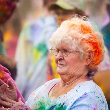 Grandma Loves Color