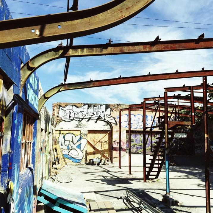 Skate Palace Left