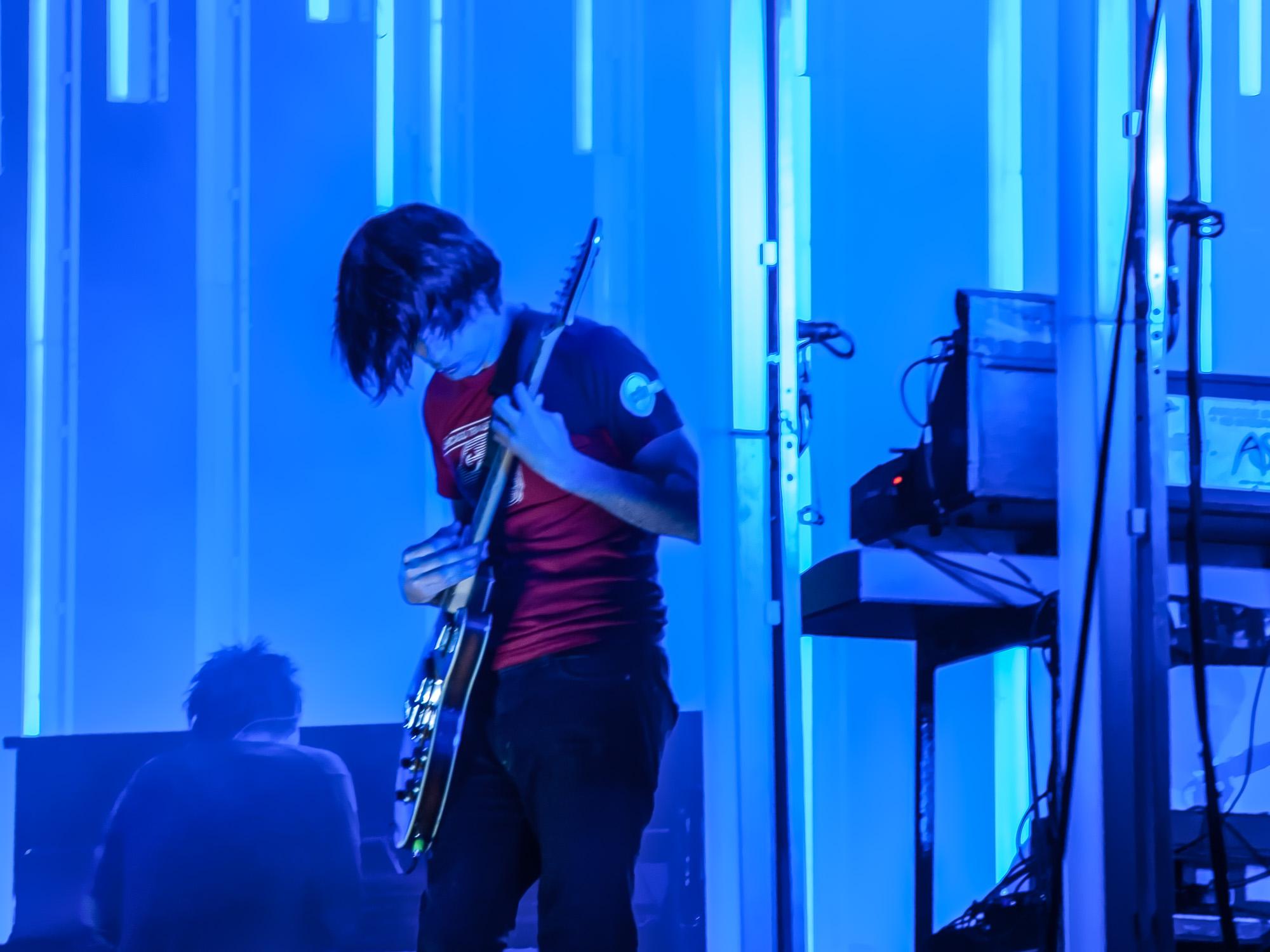 Radiohead – Outside Lands, 2008