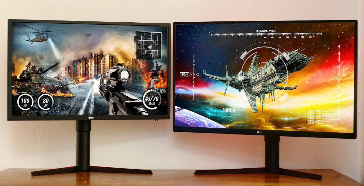 LG to Show 32″ 144Hz G-SYNC & 27″ 240Hz FreeSync Monitors at IFA 2017 | Blur Busters