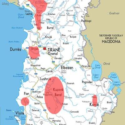 Regiony winiarskie