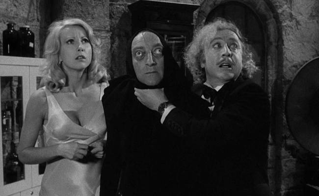 The Mel Brooks Classic Young Frankenstein Turns 40 With