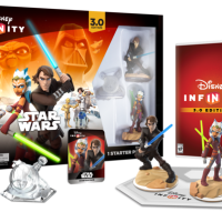 Disney Infinity 3.0 Edition Brings Star Wars, Disney,Pixar and Marvel Into One AMAZING Game!