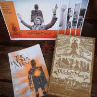 "Under The Floorboards Offers UK Fans A Wonderful Box Set For The 1973 Horror/ Mystery Cult Classic: ""The Wicker Man"""
