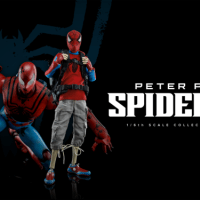 ThreeA's Peter Parker/ Spider-Man Figures Are MARVEL-ous