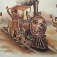 "Preorder Your Copy Of ""Charlie The Choo-Choo""... by Stephen King"