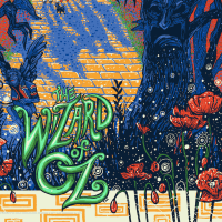"Dark Hall Mansion Presents ""The Wizard of OZ"" by James Eads"