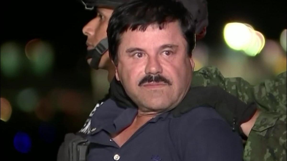 Mexico To Extradite 'El Chapo' Guzmán to US