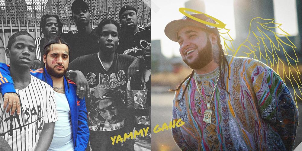 A$AP Ferg – Yammy Gang ft. A$AP Mob, Tatiana Paulino