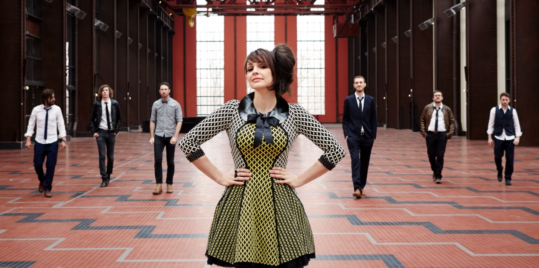 Caravan Palace | Photo by Jeremy Bouillon