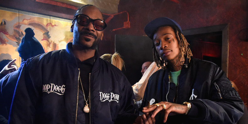 "STREAM – Snoop Doggs ""Coolaide"""