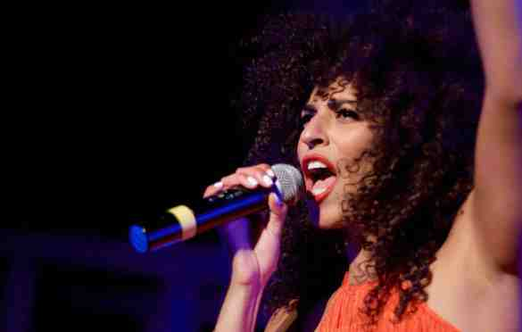 Gavin Turek at Into the Night: Summer SOULstice @ the Skirball 7/8/16. Photo by Derrick K. Lee, Esq. (@Methodman13)
