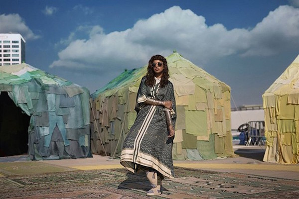 "LISTEN TO M.I.A.'S NEW SKRILLEX AND BLAQSTARR-FEATURING SINGLE ""GO OFF"""