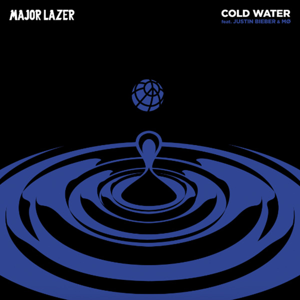 "MAJOR LAZER SHARE JUSTIN BIEBER AND MØ COLLABORATION, ""COLD WATER"""